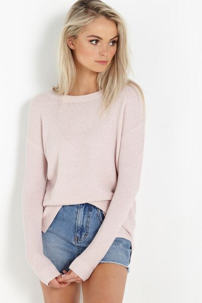 Archy 3 Pullover, DUSKY PINK