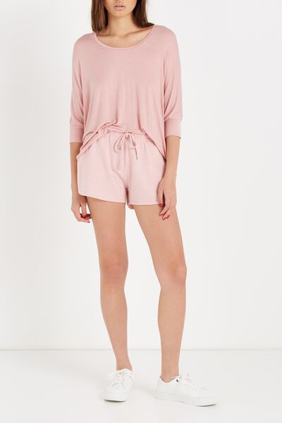 Sporty Short, COSMETIC PINK