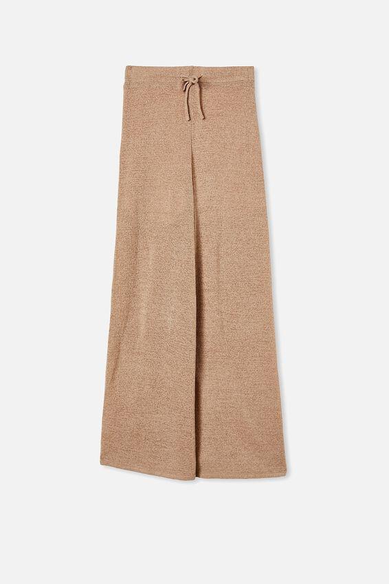 Match Me Knit Pant, LATTE