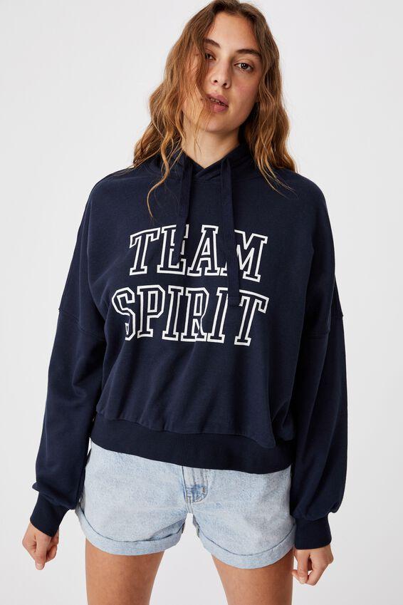 Your Favourite Hoodie, NAVY/TEAM SPIRIT