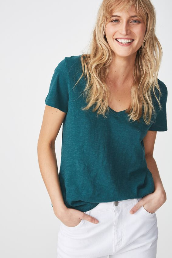 The Deep V, DEEP TEAL