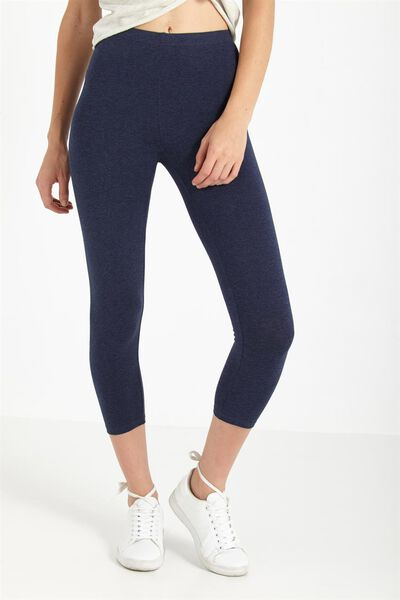 3/4 Dylan Legging, MOONLIGHT MARLE
