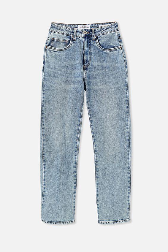Straight Stretch Jean, CABARITA BLUE