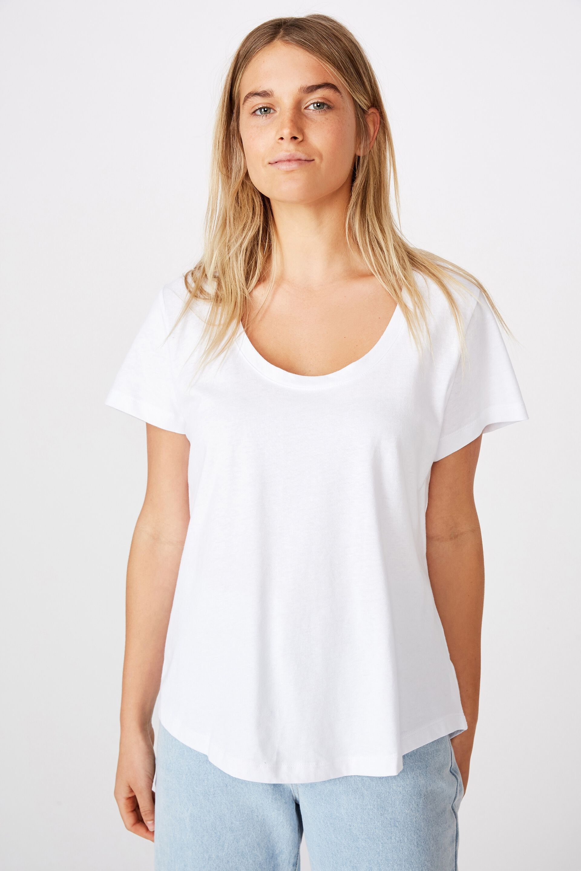 The One Scoop Tee | Cotton On