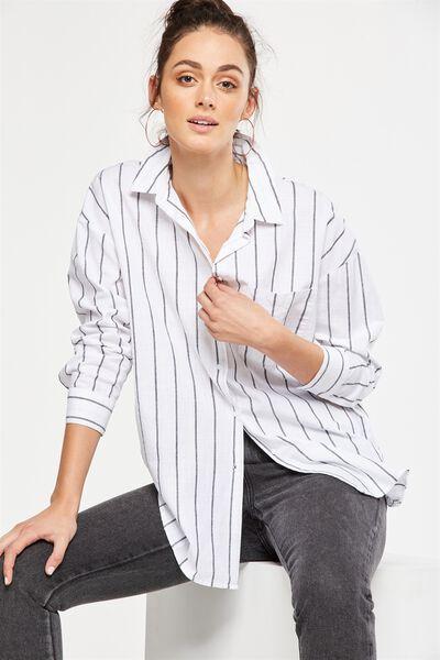 Monique Shirt, ANITA STRIPE