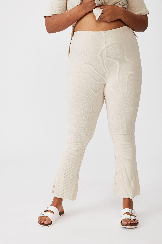 Curve Bella Rib Flare | Cotton On