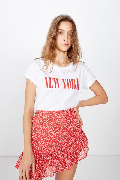 21ea754a0c Women's Band Tees & Printed T Shirts   Cotton On   USA