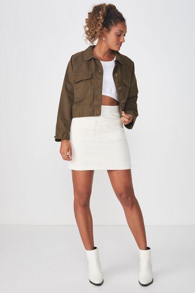 Eliza Eisenhower Jacket, BEECH