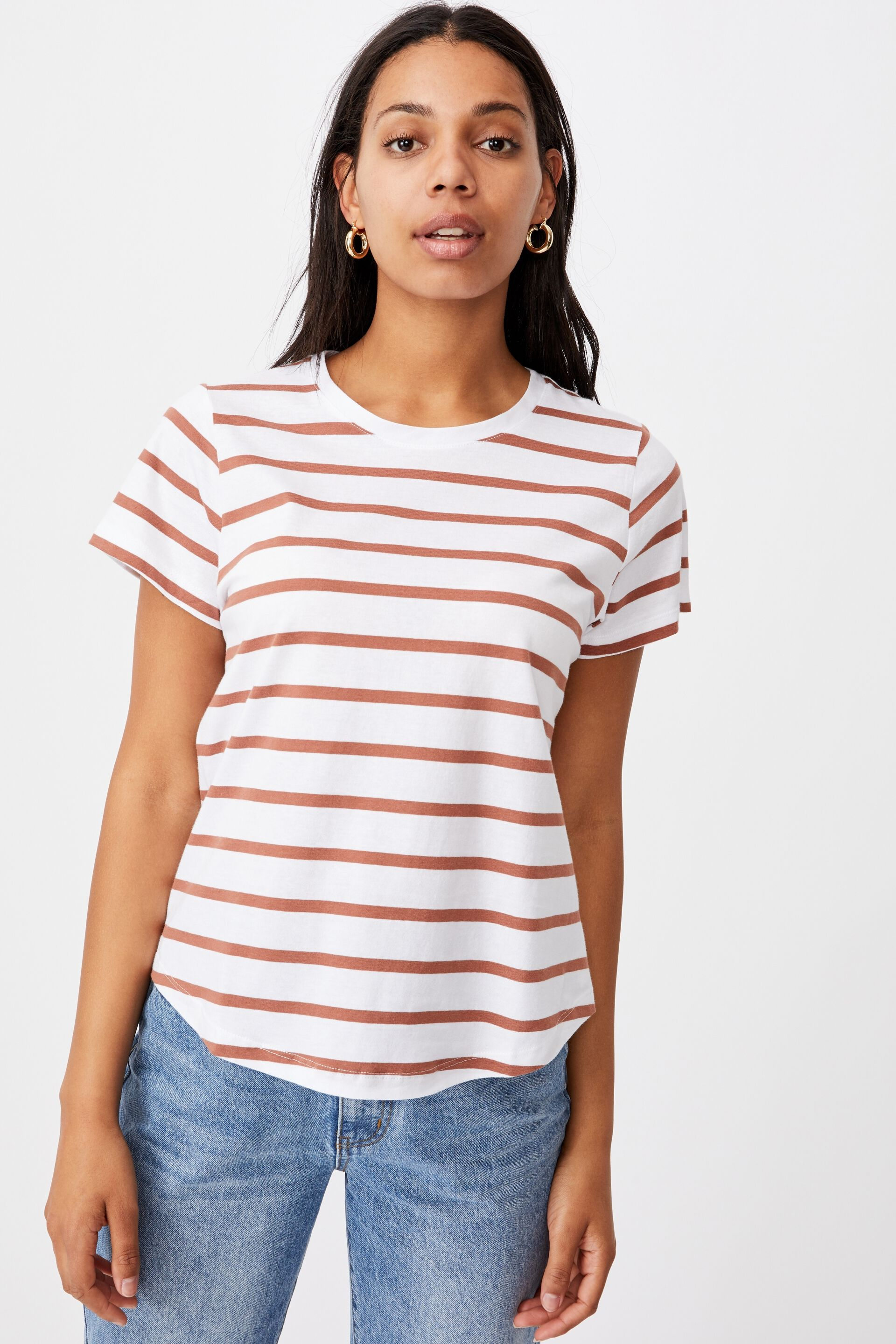 The One Crew Tee | Cotton On