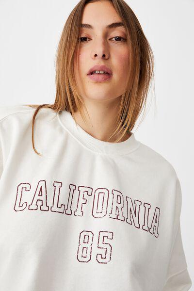 Your Favourite Crew, CLOUD DANCER/CALIFORNIA