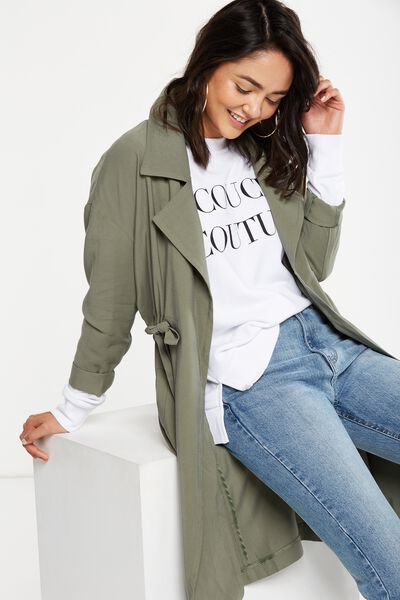 The Everyday Trench, KHAKI
