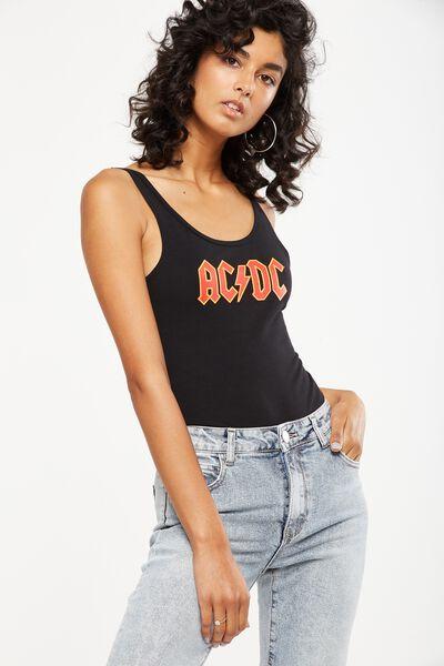 Pamela Bodysuit, LCN ACDC/BLACK