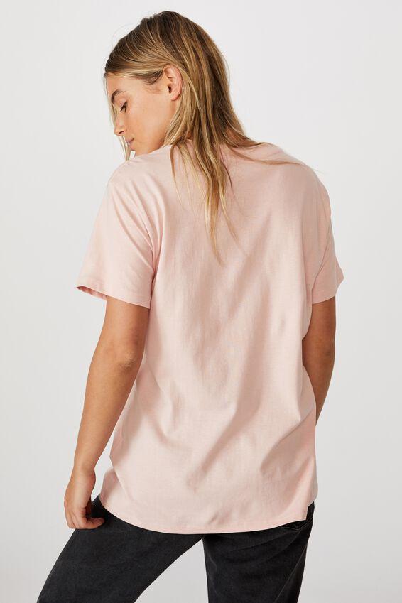 Classic Slogan T Shirt, MOONLIGHT DREAMER/EVENING SAND