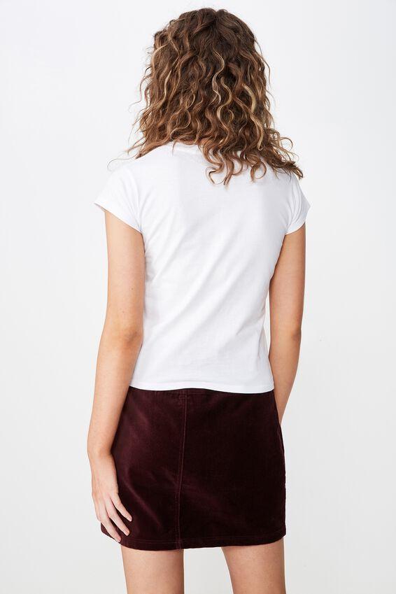 Essential Friends T Shirt, LCN WB FRIENDS HUG PHOTO/WHITE