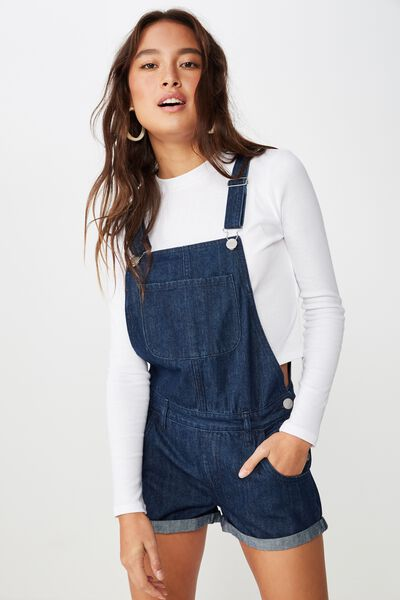 The Classic Denim Overall, NEW RINSE