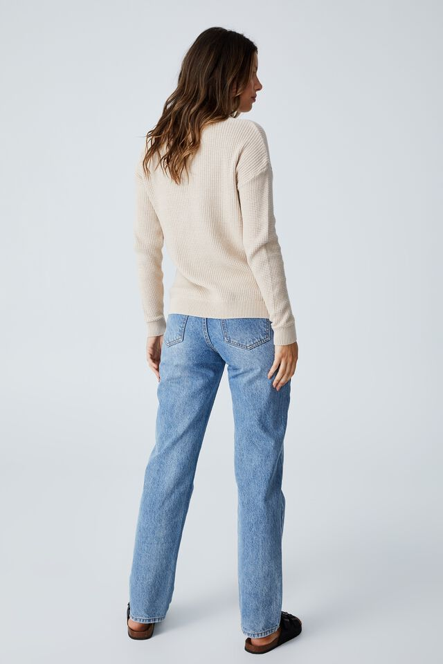 Everyday Pullover, STONE
