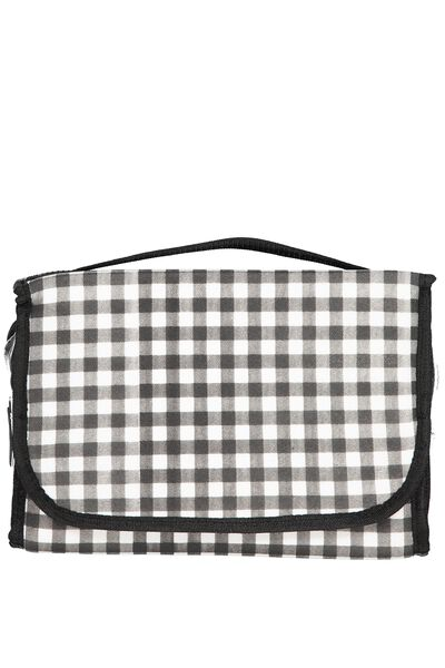 World Wide Beauty Case, GINGHAM PRINT