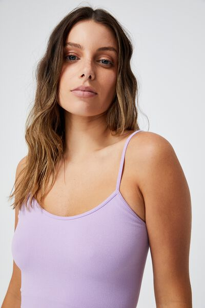 Isla Seamless Cami, LILAC BLOOM