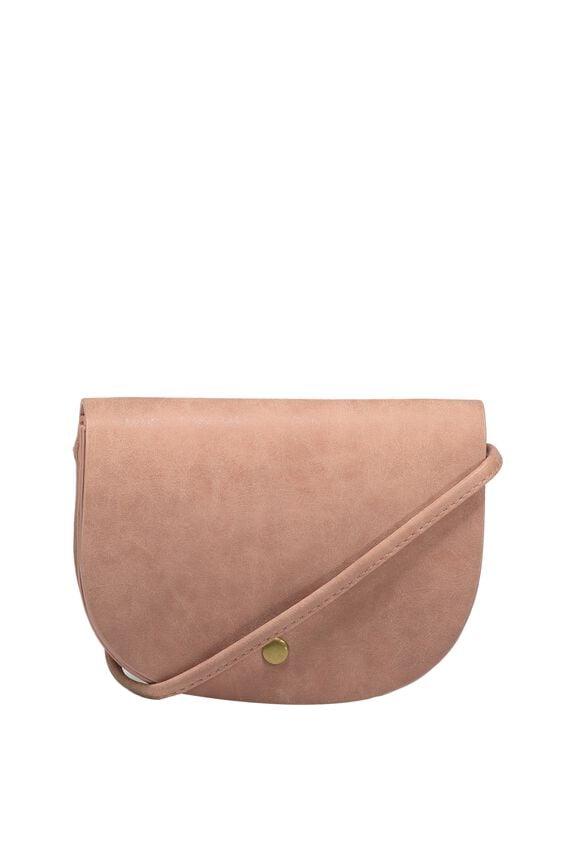 Kaela Cross Body Bag, BLUSH