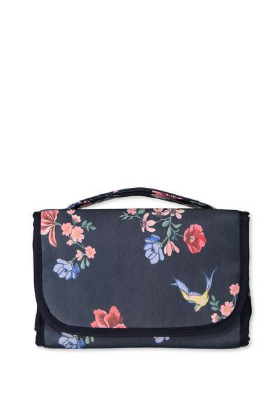 World Wide Beauty Case, ROMANCE FLORAL