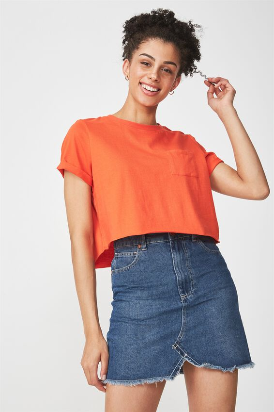 The Chop Pocket Tee at Cotton On in Brisbane, QLD   Tuggl