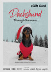 Typo Dachshund Through The Snow