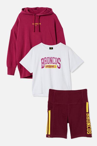 NRL Womens Gifting Bundle, Broncos