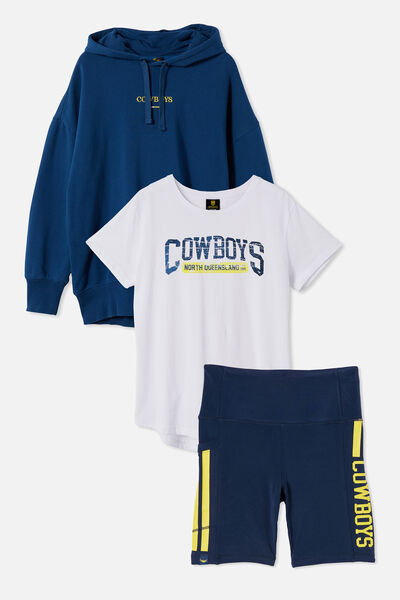 NRL Womens Gifting Bundle, Cowboys