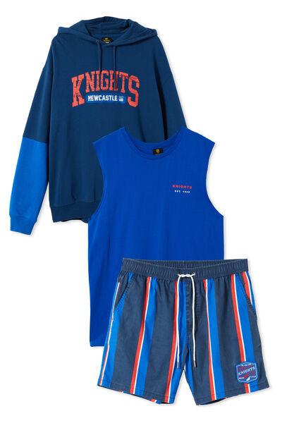 NRL Mens gifting bundle, Knights