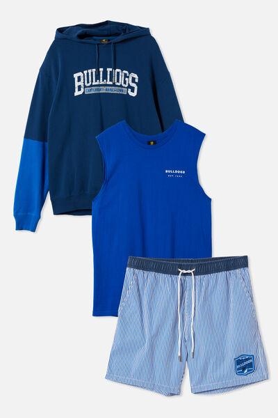 NRL Mens gifting bundle, Bulldogs