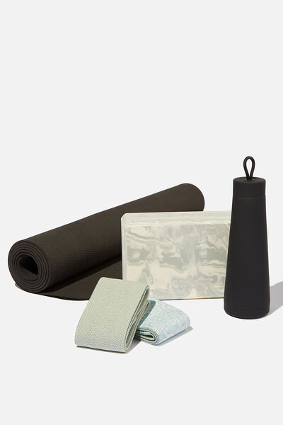 Stretch and Flow Gift Bundle, Black