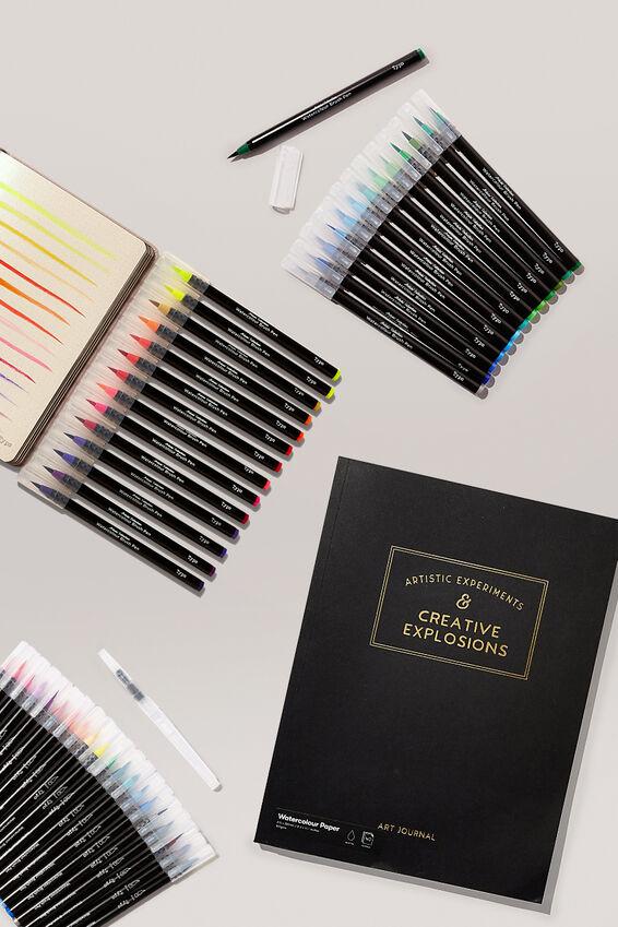 Watercolour Creation Bundle,