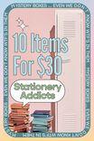 Stationery Addicts Mystery Box, Stationery Addict Mystery Box