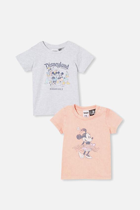 Disneyland Jamie Tee Bundle, Lcn Dis Squad Goals/ Vintage Minnie