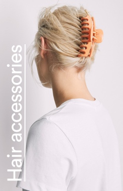 Hair Accessories. Click to shop.