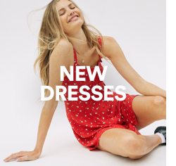 New Dresses. Click to shop.