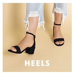 Shop Heels Online Now