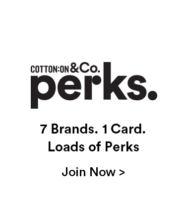 Perks: 7 Brands. 1 Card. Loads Of Perks