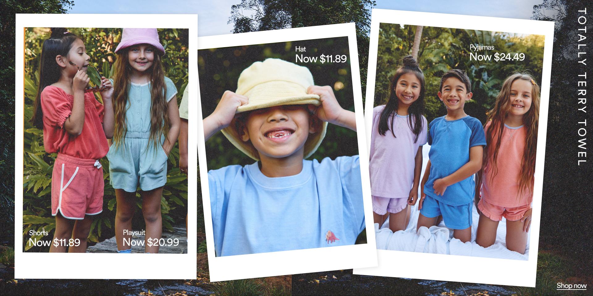 Cotton On Kids. Shop Now.