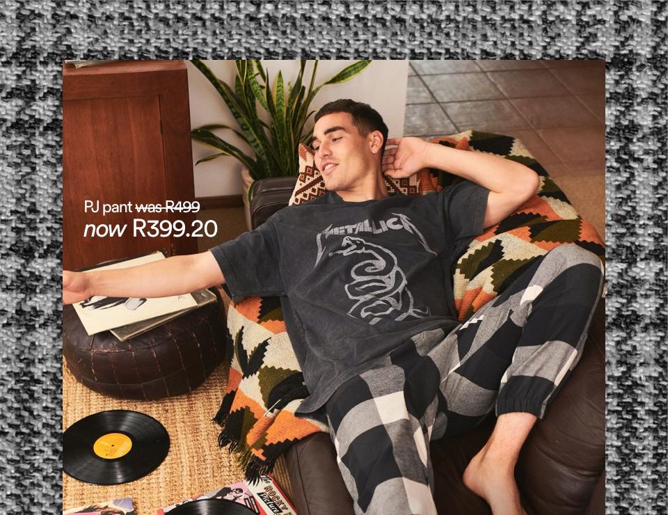 Men's Sleepwear. Click to Shop.