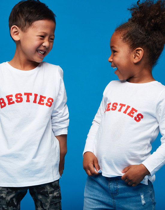 2 for $20 Long Sleeve Tees | Cotton On Kids