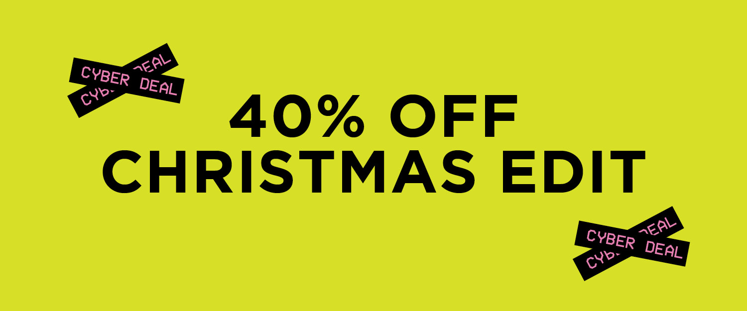 40% off Christmas. Shop Now.