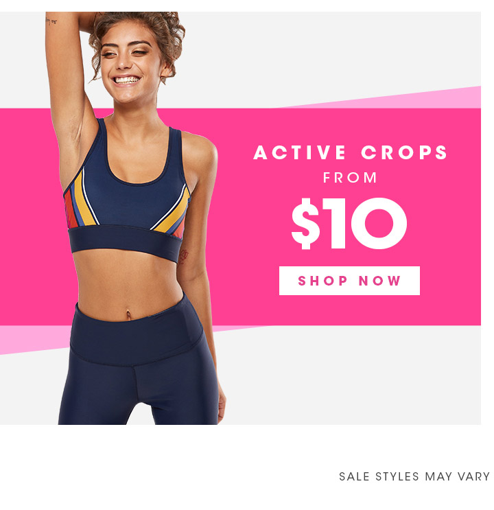Active Crops | From $10