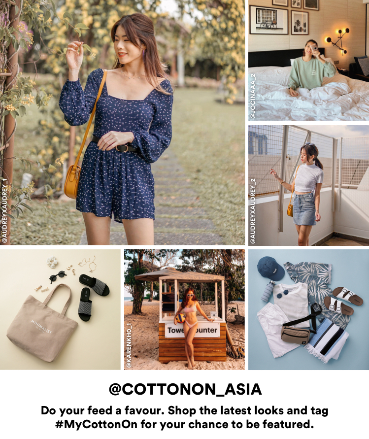 @CottonOn. Click to Shop the Latest Looks.
