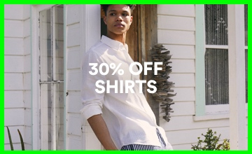 30% off Men's Shirts. Shop Now.