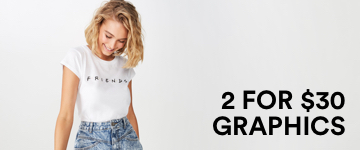Shop Womens Graphic Tees