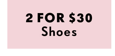 Shop Rubi Hottest Offers | Shop 2 For $30 Shoes