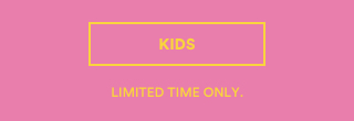 Mid Season Sale 50% Off Selected Styles Click to shop kids.