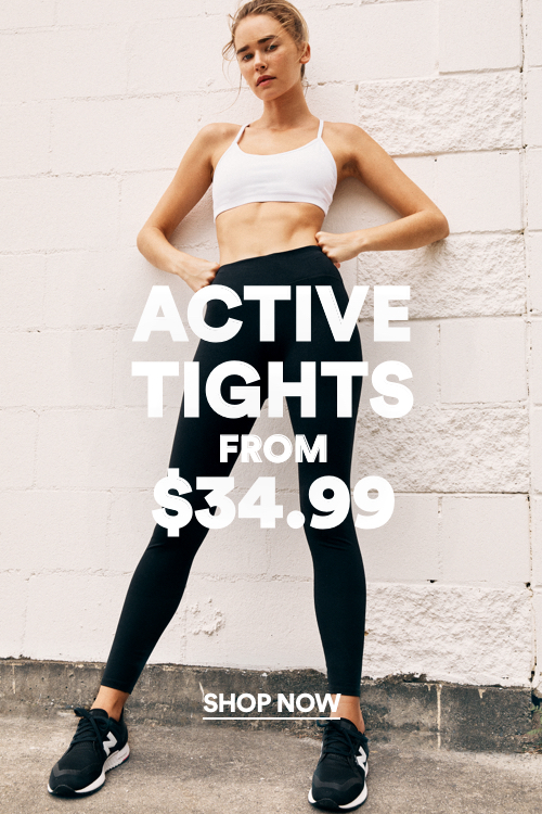 Active Tights From $34.99. Shop Now