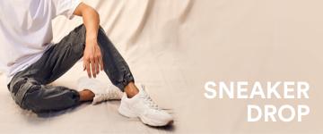Sneaker Drop. Shop Now.